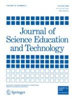 Journal of Science Education and Technology 4/2009