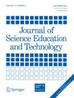 Journal of Science Education and Technology 6/2009