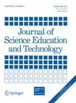 Journal of Science Education and Technology 1/2013