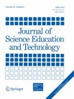 Journal of Science Education and Technology 2/2013