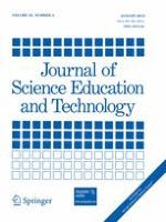 Journal of Science Education and Technology 4/2013