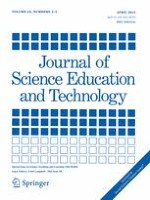 Journal of Science Education and Technology 2-3/2015