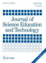 Journal of Science Education and Technology 1/2016