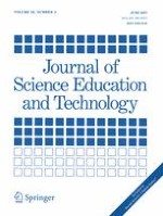 Journal of Science Education and Technology 3/2017