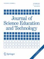 Journal of Science Education and Technology 5/2017