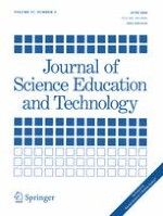 Journal of Science Education and Technology 3/2018