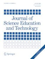 Journal of Science Education and Technology 4/2020