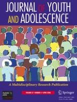 Journal of Youth and Adolescence 4/2008