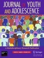 Journal of Youth and Adolescence 8/2009