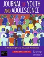 Journal of Youth and Adolescence 1/2010