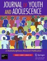 Journal of Youth and Adolescence 2/2010