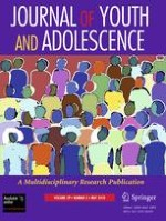 Journal of Youth and Adolescence 5/2010