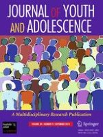 Journal of Youth and Adolescence 9/2010