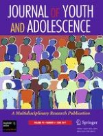 Journal of Youth and Adolescence 6/2011