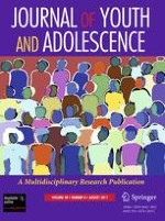 Journal of Youth and Adolescence 8/2011