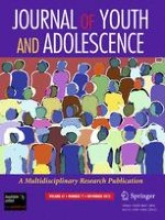 Journal of Youth and Adolescence 11/2012