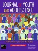 Journal of Youth and Adolescence 3/2012