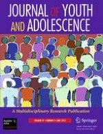 Journal of Youth and Adolescence 5/2012