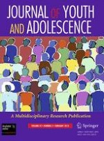 Journal of Youth and Adolescence 2/2013