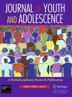 Journal of Youth and Adolescence 6/2013