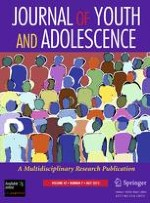 Journal of Youth and Adolescence 7/2013