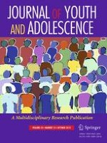 Journal of Youth and Adolescence 10/2014
