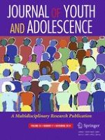 Journal of Youth and Adolescence 11/2014