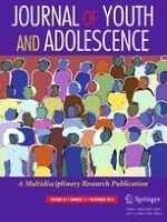 Journal of Youth and Adolescence 11/2015