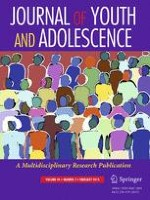 Journal of Youth and Adolescence 2/2015
