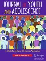 Journal of Youth and Adolescence 5/2015