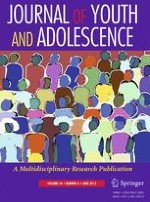 Journal of Youth and Adolescence 6/2015