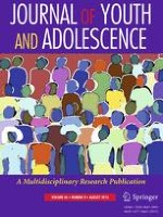 Journal of Youth and Adolescence 8/2015