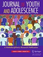 Journal of Youth and Adolescence 2/2016