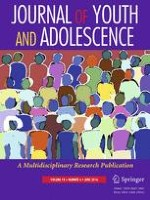 Journal of Youth and Adolescence 6/2016