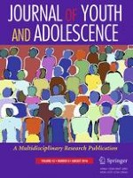 Journal of Youth and Adolescence 8/2016
