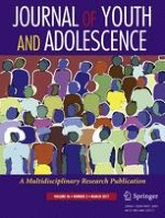 Journal of Youth and Adolescence 3/2017