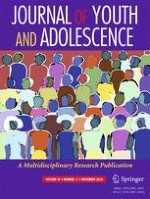 Journal of Youth and Adolescence 11/2018