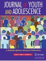 Journal of Youth and Adolescence 12/2018