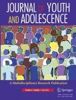 Journal of Youth and Adolescence 7/2018