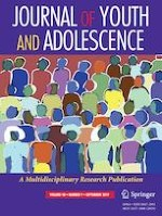 Journal of Youth and Adolescence 9/2019
