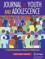 Journal of Youth and Adolescence 2/2020