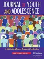 Journal of Youth and Adolescence 4/2020