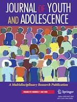 Journal of Youth and Adolescence 7/2020