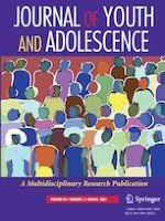 Journal of Youth and Adolescence 3/2021