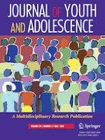 Journal of Youth and Adolescence 5/2021