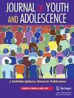 Journal of Youth and Adolescence 8/2021