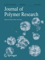 Journal of Polymer Research 8/2019