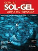Journal of Sol-Gel Science and Technology 1-2/2008