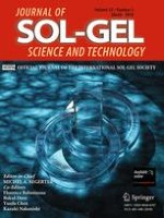 Journal of Sol-Gel Science and Technology 3/2010