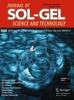 Journal of Sol-Gel Science and Technology 1/2011